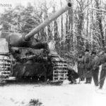 Jagdtiger 314 Hurtgenwald end 1944