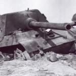 Jagdtiger 332 of the 653rd Heavy Panzerjäger Battalion