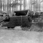 Jagdtiger of s.Pz.Jg.Abt. 512 and Dodge WC Offensen 1945