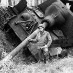 Jagdtiger of Schwere Panzerjäger-Abteilung 512 at Offensen