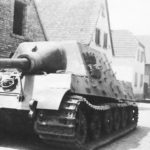 Jagdtiger of the s.Pz.Jg.Abt. 653