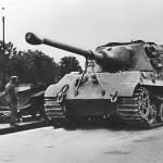 Jagdtiger Porsche suspension Sd.Kfz 186