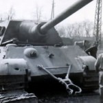 Jagdtiger german tank destroyer