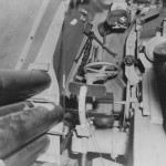 Jagdtiger interior left side