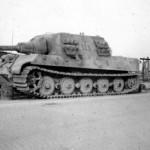 Jagdtiger number 323 of the schwere Panzerjager Abteilung 653