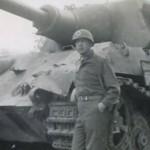 Captured Jagdtiger sdkfz186