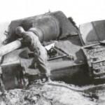 Jagdtiger of the Schwere Panzerjäger-Abteilung 653. Tactical number 332