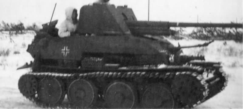 Marder Iii Tank Hunter German Tank Hunter Marder Iii
