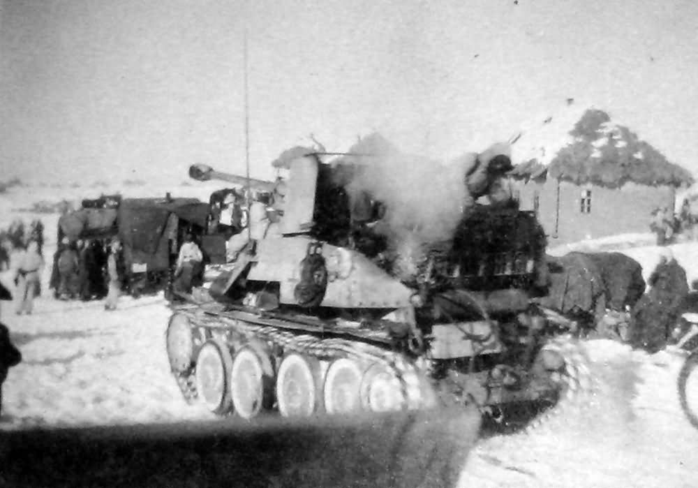 tank destroyer marder iii winter world war photos. Black Bedroom Furniture Sets. Home Design Ideas