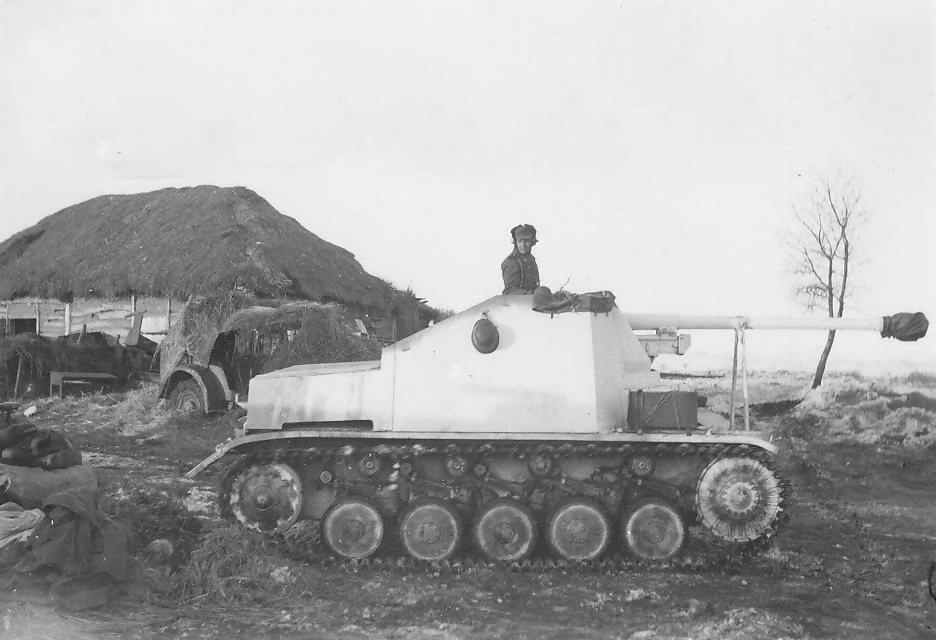 panzerjager marder ii eastern front world war photos. Black Bedroom Furniture Sets. Home Design Ideas