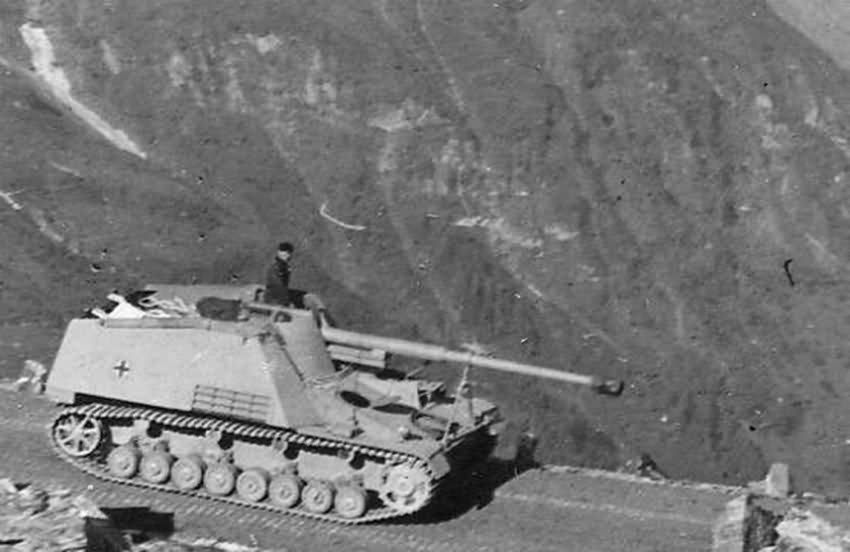 Panzerjager_Nashorn_Hornisse_German_tank