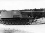 Nashorn/Hornisse 8,8cm PaK43/1 (L/71) auf Geschutzwagen III und IV (Sf) Sd. Kfz. 164