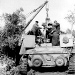 Nashorn of 525th Schwere Panzerjager Abteilung Italy 1944