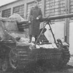 Panzerjager Hornisse Nashorn Sd.Kfz.164 kill rings on barrel