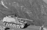 Panzerjager Nashorn Hornisse German tank destroyer 2