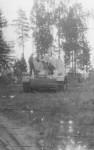 Panzerjager Nashorn Hornisse German tank destroyer 6