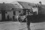 Panzerjager Nashorn Hornisse German tank destroyer 7