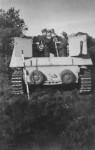 Panzerjager Nashorn rear view