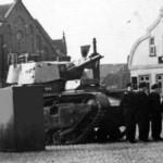 German heavy tank Neubaufahrzeug