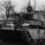 German heavy tank Neubaufahrzeug 1940