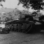 Neubaufahrzeug Multi turreted heavy tank