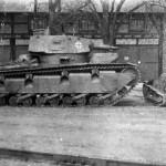 Neubaufahrzeug Nbfz tank