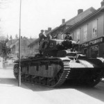 Neubaufahrzeug of Panzer Abteilung z.b.V. 40 Norway April 1940