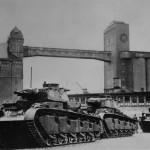 Neubaufahrzeug tanks Panzer Abteilung z.b.V. 40 Oslo April 1940