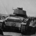 Panzerkampfwagen Neubaufahrzeug rear view