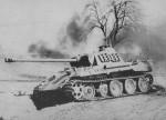 German Panther ausf A tank Belarus 1944
