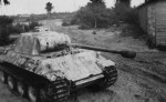 Panther ausf D 4th Panzer Regiment 112