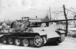 Panther ausf G late version