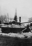 Panther tank 221 Battle of the Bulge