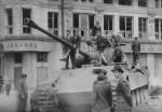 Panther tank Berlin 1945