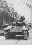 Panzerkampfwagen V Panther ausf G winter