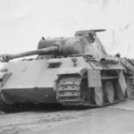 Abandoned Panther ausf D