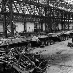 Aschaffenburg Germany Panther Tank and Submarine Plant