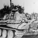Befehlspanzer V Panther Ausf A 1944