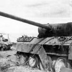 KO Panther Ausf D 52nd Panzer Battalion and Sd.Kfz 263 Battle of Kursk 1943