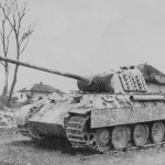 Panther Ausf A Eastern Front 1944