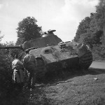 Panther Ausf A number 109