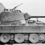 Panther Ausf A right side