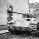 Panther Ausf A with zimmerit 1944