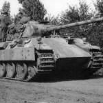 Panther Ausf D Medium Tank