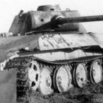 Panther Ausf D number 434 51st Panzer Battalion Kursk 2