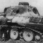 Panther Ausf D number 634 Kursk