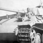 Panther Ausf D od Waffen SS 1944