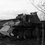 Panther Ausf G Luxembourg February 1945