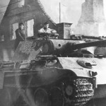 Panther Ausf G number 332 Eastern Front September 1944