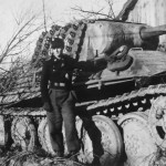 Panther Ausf G of 3rd SS Panzer Division Totenkopf